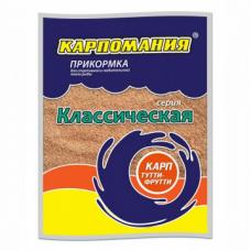 Прикормка Карпомания Классическая 750г Карп Тутти-Фрутти
