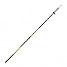 Удилище болонское Nisus Green Rod carbon 6м (15-40г) с кольцами N-GR-600K