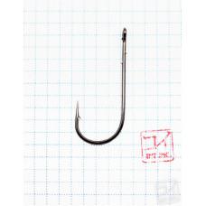 Крючок Koi Round Round Worm № 4/0 , BN, офсетный (10 шт.) KH6211-4/0BN