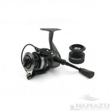 Катушка безынерционная Namazu Black Storm BST3000 7bb + запасная шпуля N-RBST3000