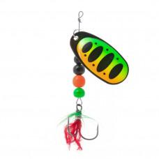 Блесна Premier Fishing Burun Noisy Ball C4 №3, 9г. PR-BR-NB-SPRH12A-C4-N3
