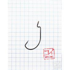 Крючок Koi Wide Range Worm № 2 , BN, офсетный (10 шт.) KH6221-2BN