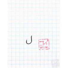 Крючок Koi 4X-Iseama-Ring № 9 /4 (AS), BN (10 шт.) KH861-4BN