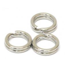 Заводное кольцо Namazu, цв. Cr, р. 10 ( d=4,3 mm), до 3,5 кг 10 шт N-FT-RA10