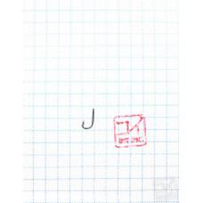 Крючок Koi Sode-Ring № 16 /3 (AS) BN (10 шт.) KH841-3BN
