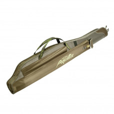 Чехол для удочек с катушками мягкий Aquatic 120 см Ч-01