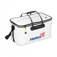 Ведро складное с крышкой Helios 53х30см ПВХ (HS-АТ-013-53)