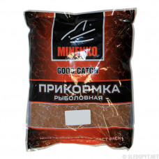 Прикормка Minenko Good Catch Конопля 700г (4321)