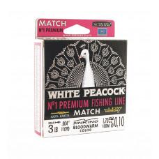 Леска Balsax White Peacock Match Box 100м 0,1 (1,7кг)