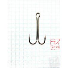 Крючок Koi Double Hook № 1/0, BN, двойник (10 шт.) KH2301-1/0BN