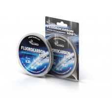 Леска Allvega FX Fluorocarbon 100% 30м 0.35мм (10,27кг)
