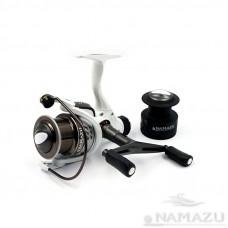 Катушка безынерционная Namazu White Fish WF4000 5bb + запасная шпуля N-RWF4000