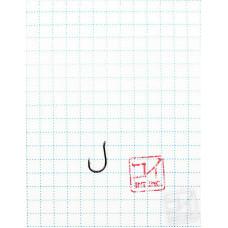 Крючок Koi Okiami Chinu-Ring № 10 /0,8 (AS), BN (10 шт.) KH7101-08BN