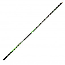 Удилище маховое Nisus Green Rod carbon 5м (15-40г) без колец N-GR-500