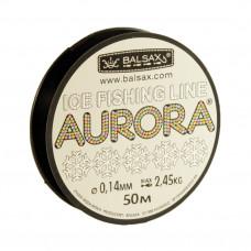 Леска Balsax Aurora Box 50м 0,14 (2,45кг)