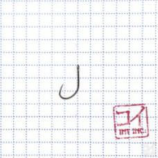 Крючок Koi Trout Hook № 10 , BN (10 шт.) KH8501-10BN
