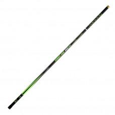 Удилище маховое Nisus Green Rod carbon 6м (15-40г) без колец N-GR-600