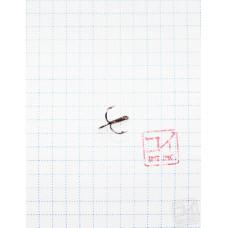 Крючок Koi Round Treble № 12 , BN, тройник (10 шт.) KH3291-12BN
