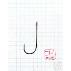 Крючок Koi Round Round Worm № 1/0 , BN, офсетный (10 шт.) KH6211-1/0BN